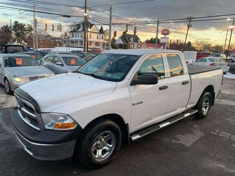 2010 Dodge Ram Pickup 1500 for sale at Masic Motors, Inc. in Harrisburg PA