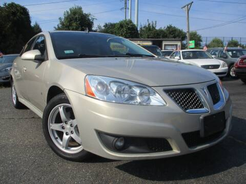 2009 Pontiac G6 for sale at Unlimited Auto Sales Inc. in Mount Sinai NY