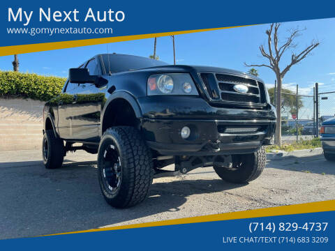 2008 Ford F-150 for sale at My Next Auto in Anaheim CA