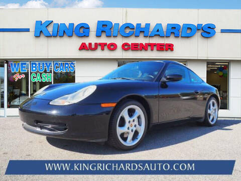 1999 Porsche 911 for sale at KING RICHARDS AUTO CENTER in East Providence RI