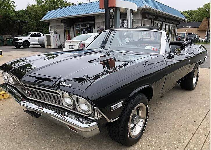 1968 Chevrolet Chevelle for sale at Island Motor Cars in Nesconset NY