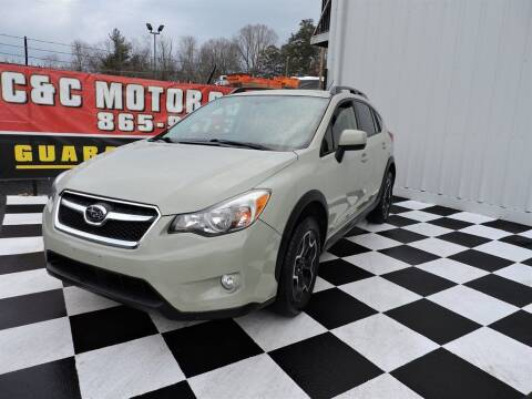 2014 Subaru XV Crosstrek for sale at C & C Motor Co. in Knoxville TN