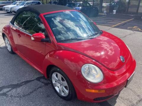 2007 Volkswagen New Beetle Convertible for sale at Premier Automart in Milford MA