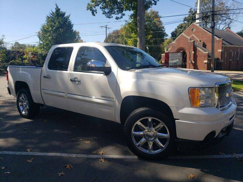 2010 GMC Sierra 1500 for sale at McAdenville Motors in Gastonia NC