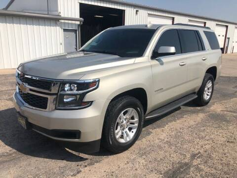 2016 Chevrolet Tahoe for sale at Valley Auto Locators in Gering NE