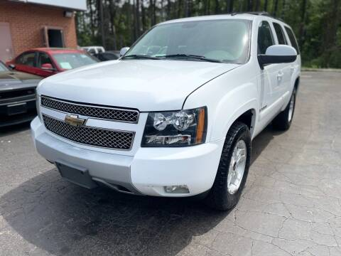 2009 Chevrolet Tahoe for sale at Magic Motors Inc. in Snellville GA