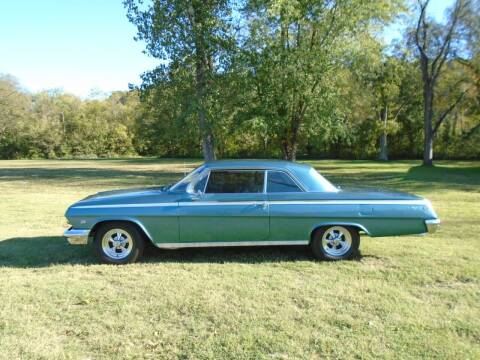 1962 Chevrolet Impala for sale at Bickel Bros Auto Sales, Inc in Louisville KY