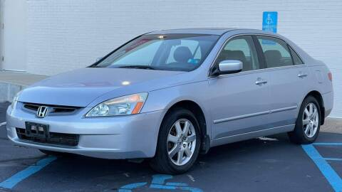 2005 Honda Accord for sale at Carland Auto Sales INC. in Portsmouth VA