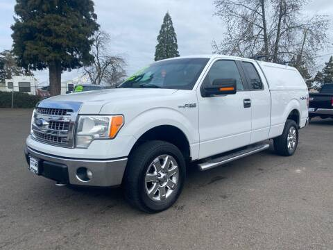 2013 Ford F-150 for sale at Pacific Auto LLC in Woodburn OR