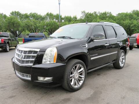 2009 Cadillac Escalade for sale at Low Cost Cars North in Whitehall OH