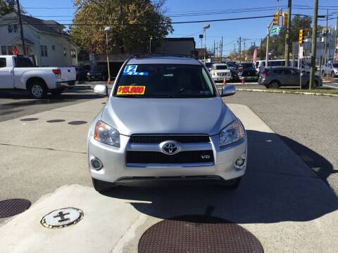 2012 Toyota RAV4 for sale at Steves Auto Sales in Little Ferry NJ