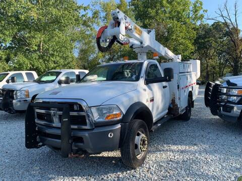 2011 RAM Ram Chassis 5500 for sale at V Automotive in Harrison AR