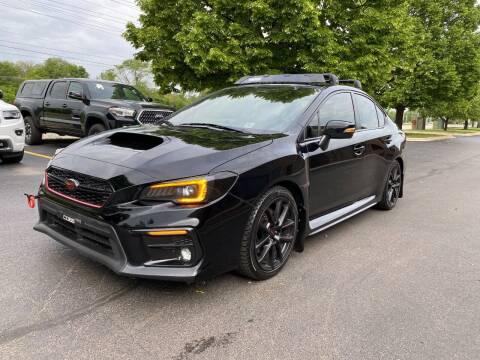 2020 Subaru WRX for sale at VK Auto Imports in Wheeling IL