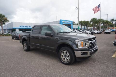 2018 Ford F-150 for sale at WinWithCraig.com in Jacksonville FL