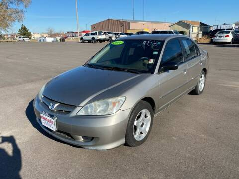 2004 Honda Civic for sale at De Anda Auto Sales in South Sioux City NE