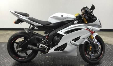 2015 Yamaha YZF-R6