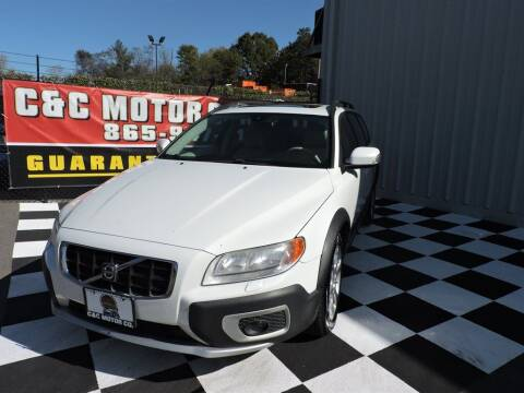 2008 Volvo XC70 for sale at C & C Motor Co. in Knoxville TN