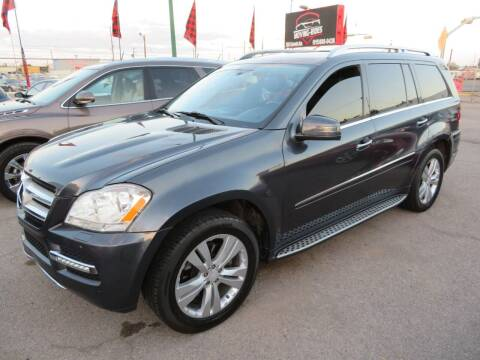 2012 Mercedes-Benz GL-Class for sale at Moving Rides in El Paso TX