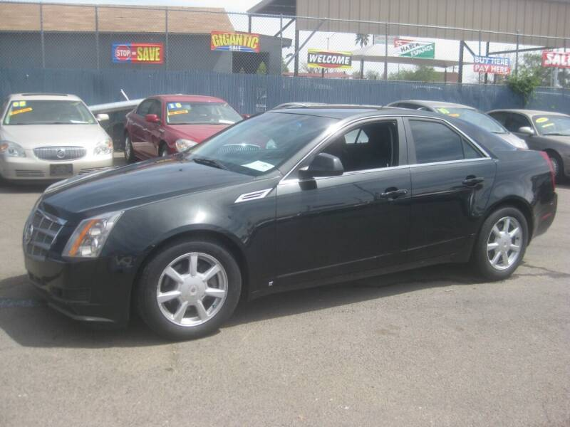 2009 Cadillac CTS for sale at Town and Country Motors - 1702 East Van Buren Street in Phoenix AZ