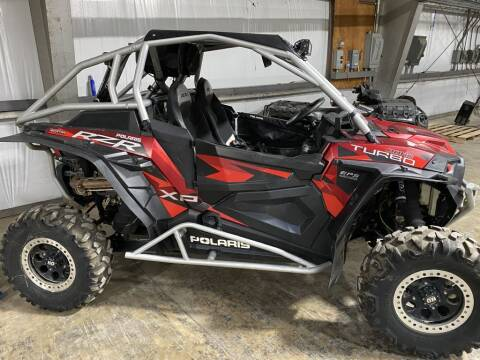 2016 Polaris RZR XP TURBO for sale at GKF Sales in Jackson TN