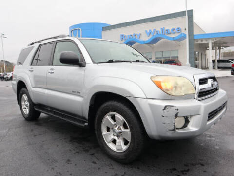 2009 Toyota 4Runner for sale at RUSTY WALLACE HONDA in Knoxville TN