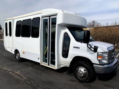 2013 Ford E-350 for sale at Major Vehicle Exchange in Westbury NY
