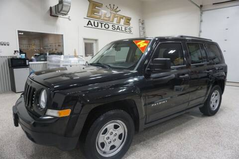 2014 Jeep Patriot for sale at Elite Auto Sales in Idaho Falls ID