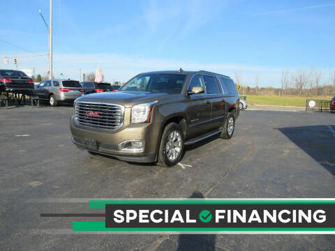 2015 GMC Yukon XL for sale at A to Z Auto Financing in Waterford MI