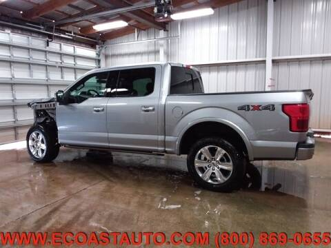 2020 Ford F-150 for sale at East Coast Auto Source Inc. in Bedford VA