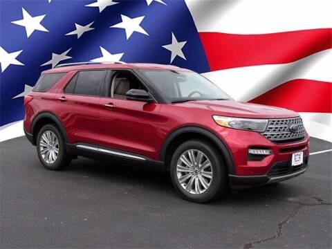 2020 Ford Explorer Hybrid for sale at Gentilini Motors in Woodbine NJ