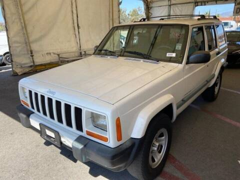 2000 Jeep Cherokee for sale at Boktor Motors in North Hollywood CA