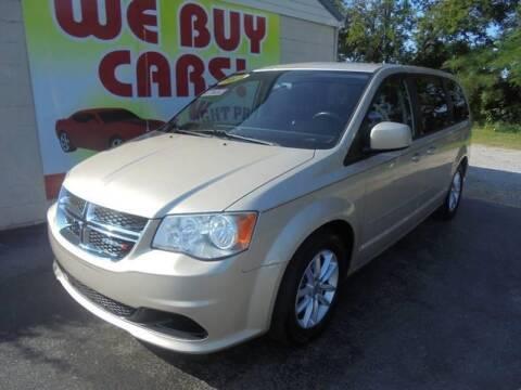2013 Dodge Grand Caravan for sale at Right Price Auto Sales in Murfreesboro TN