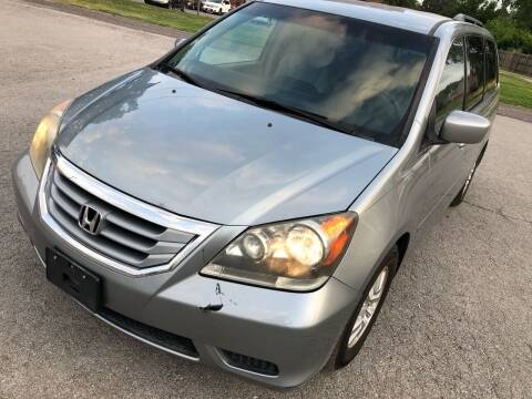 2008 Honda Odyssey for sale at Supreme Auto Gallery LLC in Kansas City MO