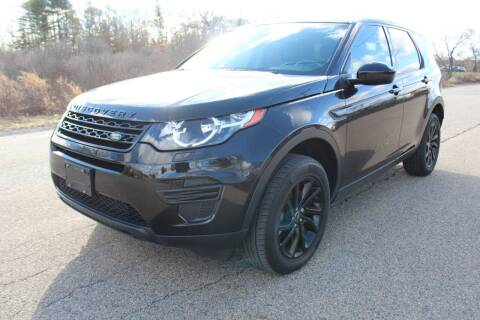 2016 Land Rover Discovery Sport for sale at Imotobank in Walpole MA