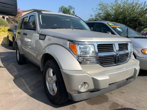 2009 Dodge Nitro for sale at Select Auto Wholesales in Glendora CA
