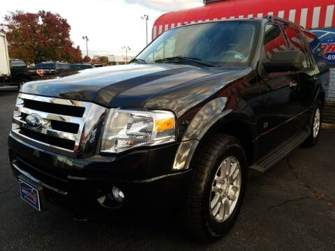 2013 Ford Expedition for sale at Mack 1 Motors in Fredericksburg VA