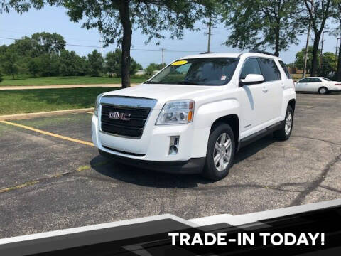 2015 GMC Terrain for sale at Stryker Auto Sales in South Elgin IL