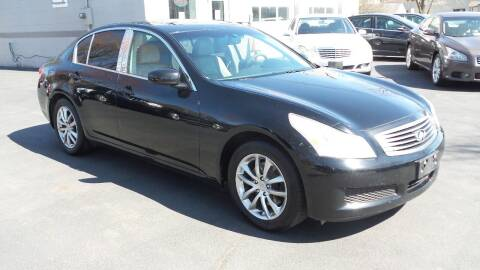 2007 Infiniti G35 for sale at JBR Auto Sales in Albany NY