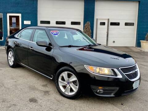 2011 Saab 9-5 for sale at Saugus Auto Mall in Saugus MA