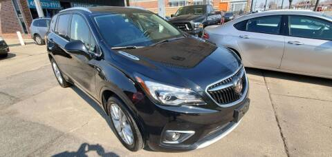 2019 Buick Envision for sale at Divine Auto Sales LLC in Omaha NE