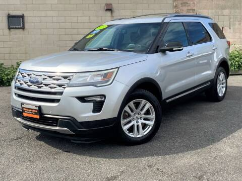 2018 Ford Explorer for sale at Somerville Motors in Somerville MA