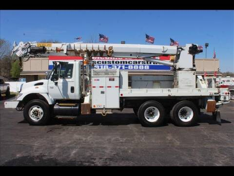 2006 International WorkStar 7400 for sale at Kents Custom Cars and Trucks in Collinsville OK