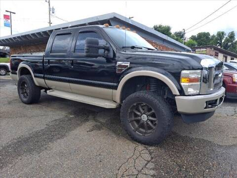 2008 Ford F-250 Super Duty for sale at PARKWAY AUTO SALES OF BRISTOL - Roan Street Motors in Johnson City TN