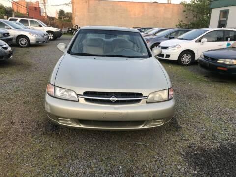 1998 Nissan Altima for sale at A & B Auto Finance Company in Alexandria VA