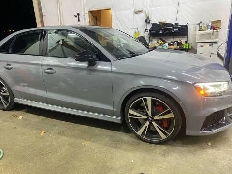 2018 Audi RS 3 for sale at C & C Automotive in Chicora PA