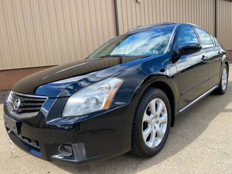 2008 Nissan Maxima for sale at Prime Auto Sales in Uniontown OH