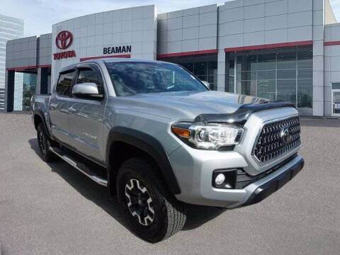 2019 Toyota Tacoma for sale at BEAMAN TOYOTA in Nashville TN