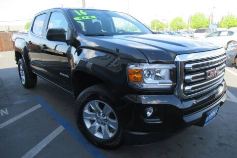 2016 GMC Canyon for sale at Choice Auto & Truck in Sacramento CA