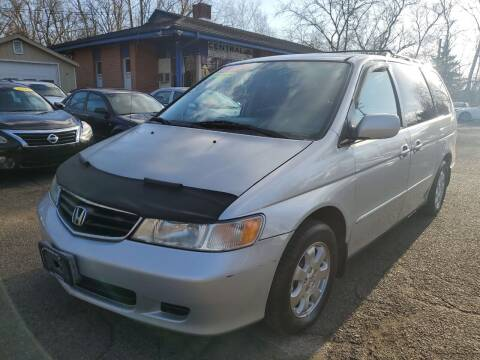 2004 Honda Odyssey for sale at CENTRAL GROUP in Raritan NJ