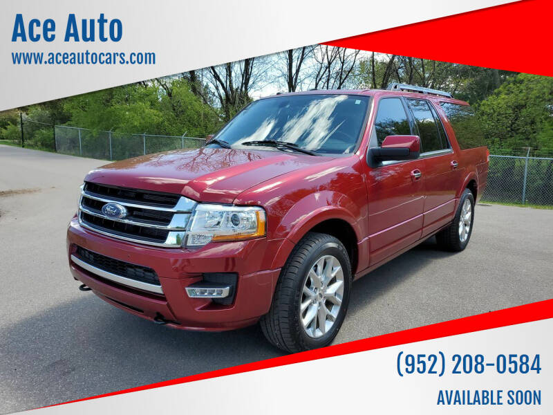 2017 Ford Expedition EL for sale in Jordan, MN